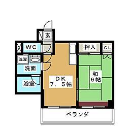 丸の内IHビル[5階]の間取り