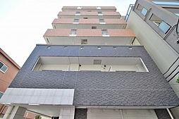 大阪府大阪市天王寺区上汐6丁目の賃貸マンションの外観