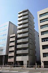 エルフラット三田[11階]の外観