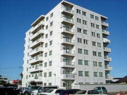 北海道札幌市北区篠路二条6丁目の賃貸マンションの外観