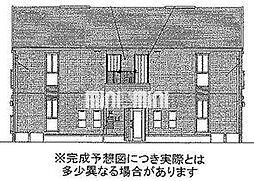 プレスト[1階]の外観