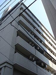 プレサンス阿倍野阪南町[5階]の外観