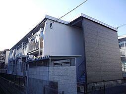 田畑マンションB棟[6号室]の外観