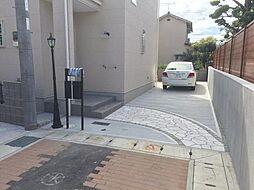 [一戸建] 兵庫県姫路市八代本町1丁目 の賃貸【/】の外観