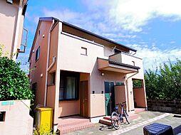 東京都練馬区南田中5丁目の賃貸アパートの外観
