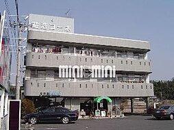 益浩コーポ[3階]の外観