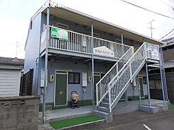 三重県津市久居西鷹跡町の賃貸アパートの外観