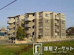 愛知県豊田市曙町3丁目の賃貸マンションの外観