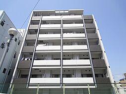 グランシャリオ江坂[5階]の外観