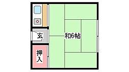 鷹取駅 2.3万円