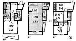 神奈川県横浜市保土ケ谷区上星川3丁目