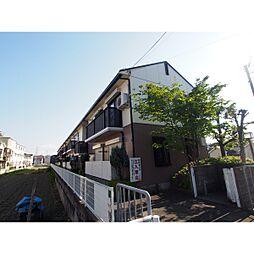 高石崖ハイツ[1階]の外観