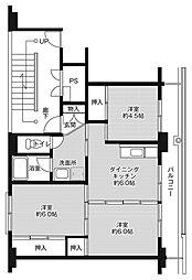 牛津駅 3.4万円