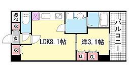 Abundant House[2階]の間取り