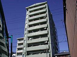 第2アイオ−キャッスル[6階]の外観