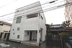 [一戸建] 大阪府豊中市本町3丁目 の賃貸【/】の外観