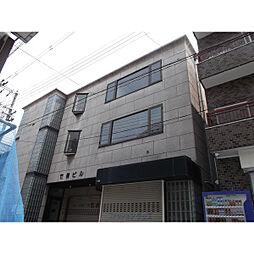 竹美ビル[2階]の外観