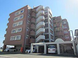 第15柴田マンション[6階]の外観