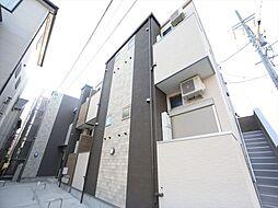 愛知県名古屋市熱田区四番2丁目の賃貸アパートの外観