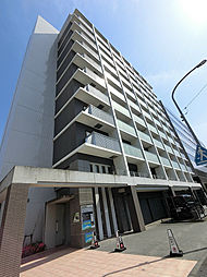 レジディア新横浜[607号室]の外観