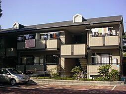 セカンド楠[1階]の外観