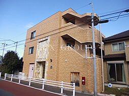 モナーク ムサシノ[3階]の外観