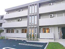 神奈川県藤沢市鵠沼石上3丁目の賃貸アパートの外観