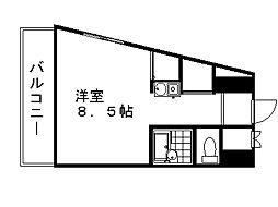 メゾン土呂第5[306号室]の間取り