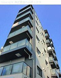 東京都荒川区町屋の賃貸マンションの外観