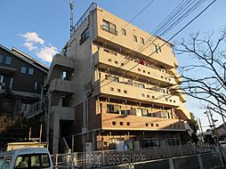 神奈川県川崎市麻生区王禅寺の賃貸マンションの外観