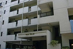 メゾン・ブランシュ[1階]の外観