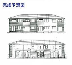 熊本電気鉄道 御代志駅 7.7kmの賃貸アパート