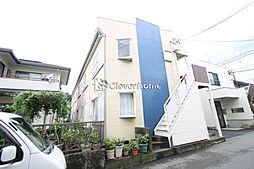神奈川県厚木市水引1丁目の賃貸アパートの外観