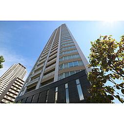 レジデンスタワー上本町[5階]の外観
