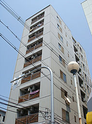 ワイズコート阿倍野[4階]の外観