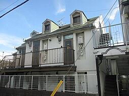 阪急神戸線 岡本駅 2階建[202号室]の外観