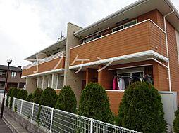 ピアチェーレC[2階]の外観