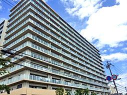 鶴見横堤ガーデンズマーク