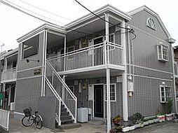メゾンテヅカ G[202号室号室]の外観