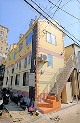 神奈川県横須賀市船越町6丁目の賃貸アパートの外観
