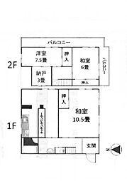 神奈川県横浜市港北区富士塚1丁目
