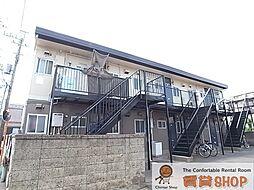 コーポミユキ[102号室]の外観