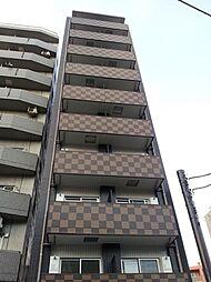 プレミアムキューブ横浜[4階]の外観