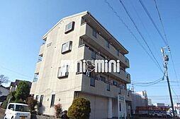 愛知県清須市阿原神門の賃貸マンションの外観