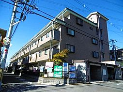 大阪府東大阪市新池島町3丁目の賃貸マンションの外観