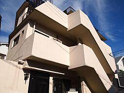 市成マンション[3階]の外観