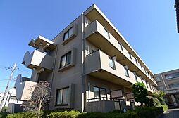 千葉県松戸市小金上総町の賃貸マンションの外観