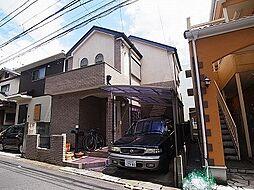 [タウンハウス] 千葉県松戸市新松戸1丁目 の賃貸【/】の外観