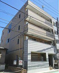 神奈川県横浜市鶴見区本町通4丁目の賃貸マンションの外観