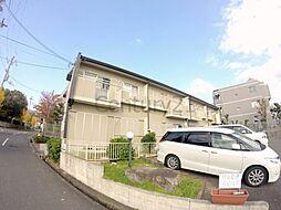 大阪府箕面市桜ケ丘4丁目の賃貸マンションの外観